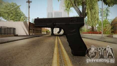 Glock 18 3 Dot Sight Red для GTA San Andreas второй скриншот