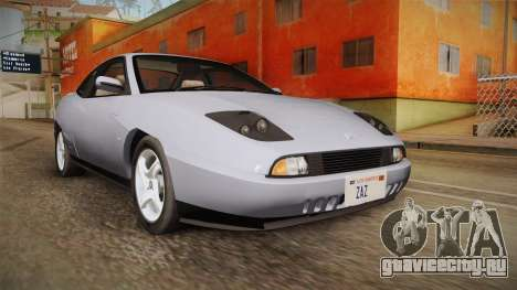 Fiat Coupe для GTA San Andreas