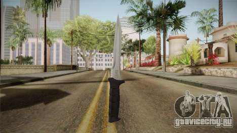 Ada Wong Knife для GTA San Andreas