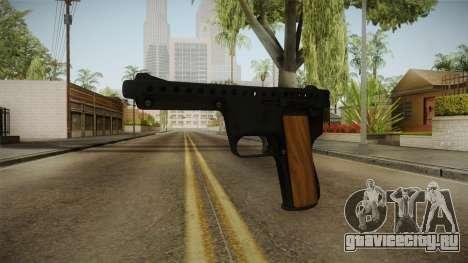 MBA Gyrojet Pistol для GTA San Andreas