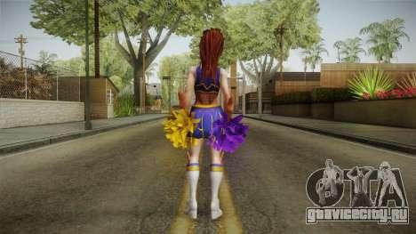 Cheer Captain Kerrigan v1 для GTA San Andreas третий скриншот