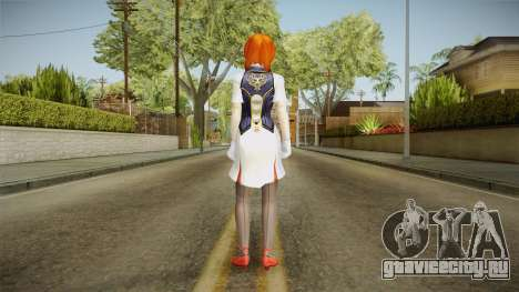 God Eater 2: Rage Burst - Hibari Takeda для GTA San Andreas третий скриншот