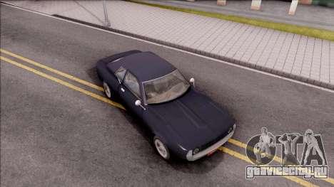 Driver PL Bonsai V.2 для GTA San Andreas вид справа