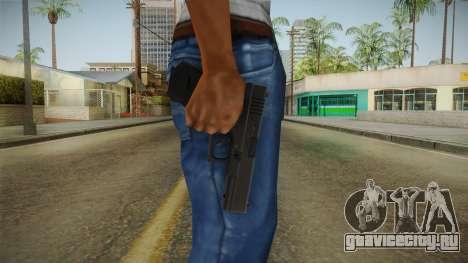Glock 17 3 Dot Sight Red для GTA San Andreas третий скриншот