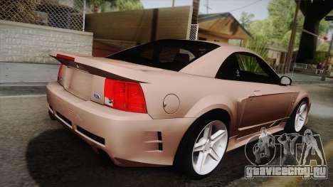 Saleen S281 2000 для GTA San Andreas вид слева