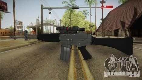 Daewoo K2 v3 для GTA San Andreas второй скриншот