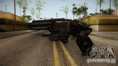Gears of War 3 - Boltock Pistol для GTA San Andreas третий скриншот