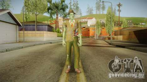 Stubbs Zombie для GTA San Andreas второй скриншот