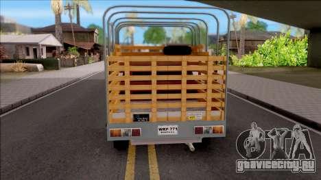 Nissan Frontier для GTA San Andreas