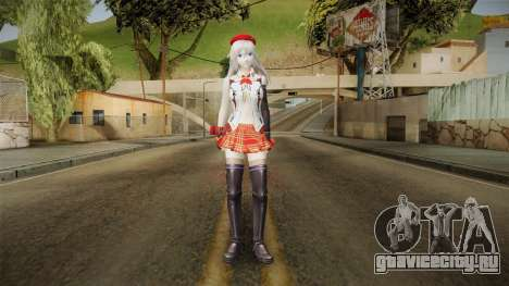 Dead or Alive: Alisa для GTA San Andreas второй скриншот