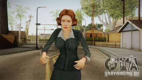 Miss Danvers from Bully Scholarship для GTA San Andreas