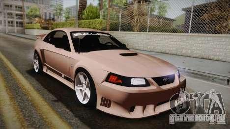 Saleen S281 2000 для GTA San Andreas