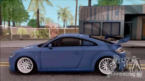 Audi TTS 2015 для GTA San Andreas