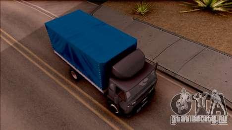 FAP Transporter Kamion для GTA San Andreas вид справа