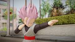 Dragon Ball Xenoverse 2 - Teen Gohan Black SSR