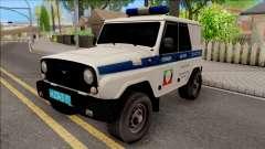 УАЗ Hunter Полиция