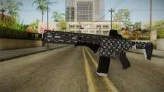 GTA 5 Gunrunning M4