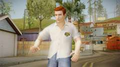 Wade Martin from Bully Scholarship для GTA San Andreas