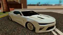 Chevrolet Camaro SS 2016 Stance для GTA San Andreas
