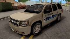 Chevrolet Tahoe Bayside Police Department 2010