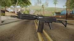 SA-58 OSW Assault Rifle для GTA San Andreas