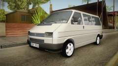 Volkswagen T4 1995 для GTA San Andreas