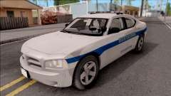 Dodge Charger San Andreas State Troopers 2010