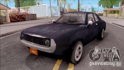 Driver PL Bonsai V.2 для GTA San Andreas