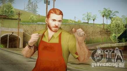Tobias Mason from Bully Scholarship для GTA San Andreas