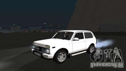 Lada Urban для GTA San Andreas
