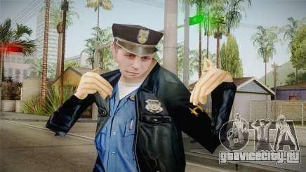 Driver PL Police Officer v5 для GTA San Andreas