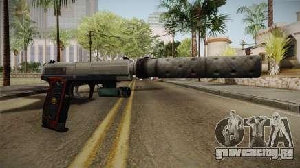 Ada Wong Silenced Pistol для GTA San Andreas