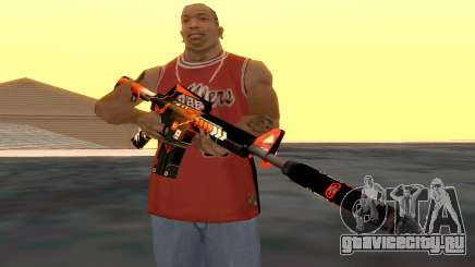 M4 Alliance для GTA San Andreas