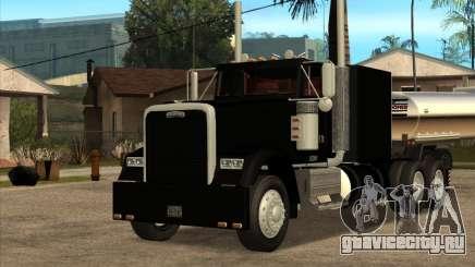 Freightliner FLD 120 Classic XL Flattop для GTA San Andreas