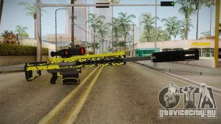 Gunrunning Heavy Sniper Rifle v2 для GTA San Andreas