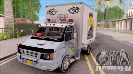 Iveco Daily для GTA San Andreas