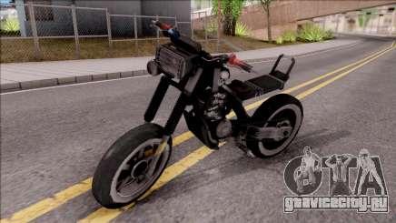 Homefront The Revolution Motorcycle для GTA San Andreas