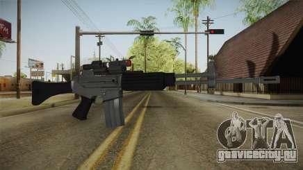 Daewoo K2 v3 для GTA San Andreas