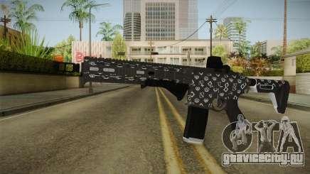 GTA 5 Gunrunning M4 для GTA San Andreas