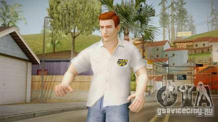 Wade Martin from Bully Scholarship для GTA San Andreas