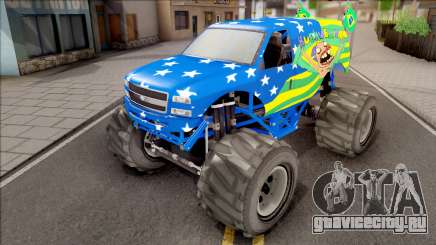The Liberator Monster Car HueBr для GTA San Andreas