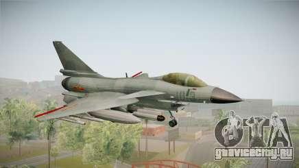 Chengdu J-10 Vigorous Dragon для GTA San Andreas