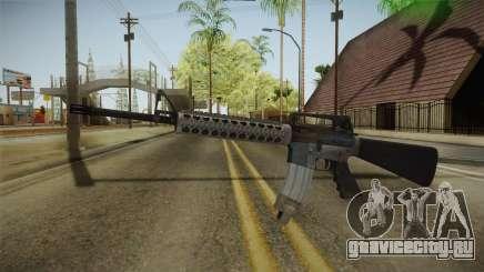 Battlefield 4 M16 для GTA San Andreas