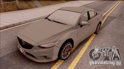 Mazda 6 2016 для GTA San Andreas