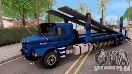 Scania 112H Cegonha для GTA San Andreas