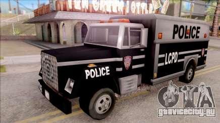Enforcer from GTA 3 для GTA San Andreas