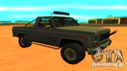 Ford F100 для GTA San Andreas