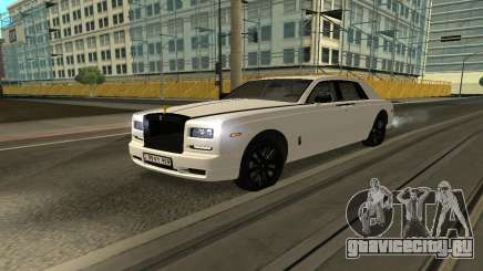 Rolls-Royce Phantom Armenian для GTA San Andreas