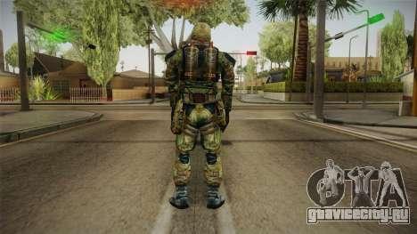 Скин Свободовца v2 для GTA San Andreas третий скриншот