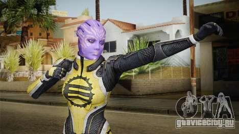 Mass Effect 2 Capitan Enyala для GTA San Andreas
